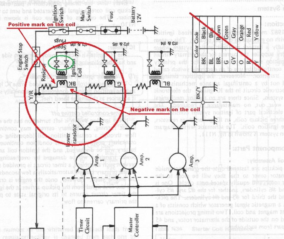 [SCHEMATICS_4PO]  Z1300 coils - KZ1300.COMmunity | Kz1300 Wiring Diagram |  | KZ1300.COM Forum Rules